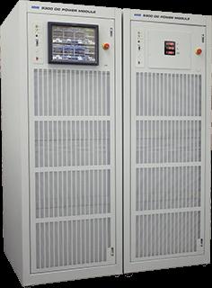 Sistema de prueba de batería de alto voltaje - Serie 9300