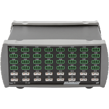 Data Acquisition Instruments (DAQ) - DT8874-48