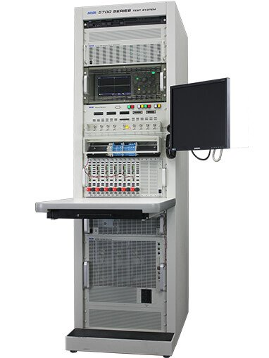 engineering characterization test system model 5710