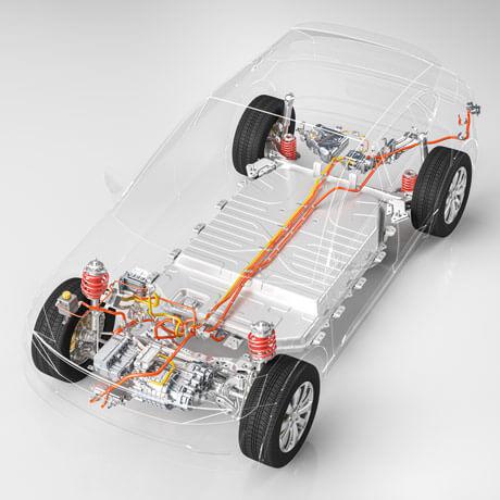 EV Powertrain Test Solutions - NH Research (NHR)