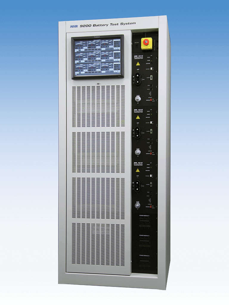 High Battery Module Pack Test System 9200 Series