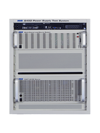 DC Power Supply Functional Test System -  S450 Series