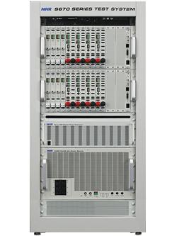 Fuente de alimentación Sistema de prueba multicanal Serie S670 - NH Research, Inc.