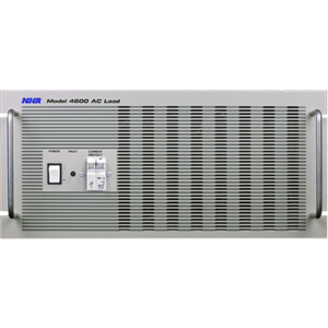 programmable ac electronic load 4600 series