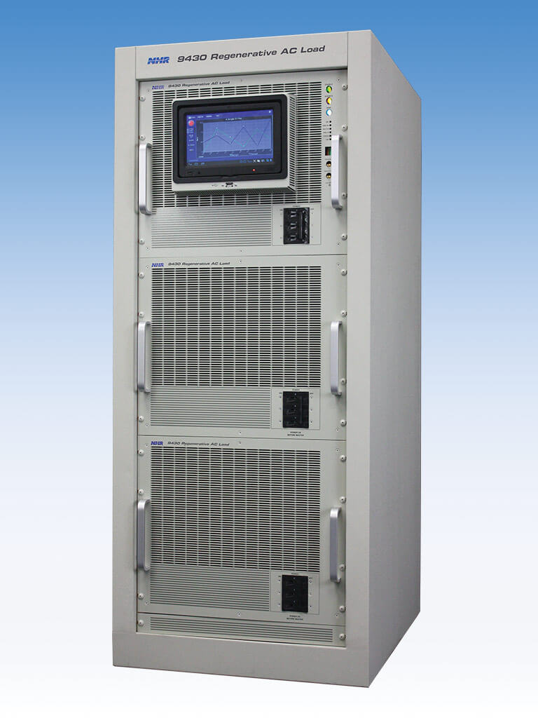 Regenerative Ac Load Model 9430 Nh Research Inc Nhr Constant Current For Power Supply Testing