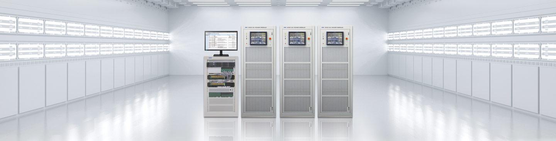 Sistemas e instrumentos de prueba de electrónica de potencia - NH Research (NHR)