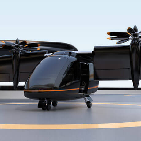 VTOL Electric Propulsion - NH Research (NHR)